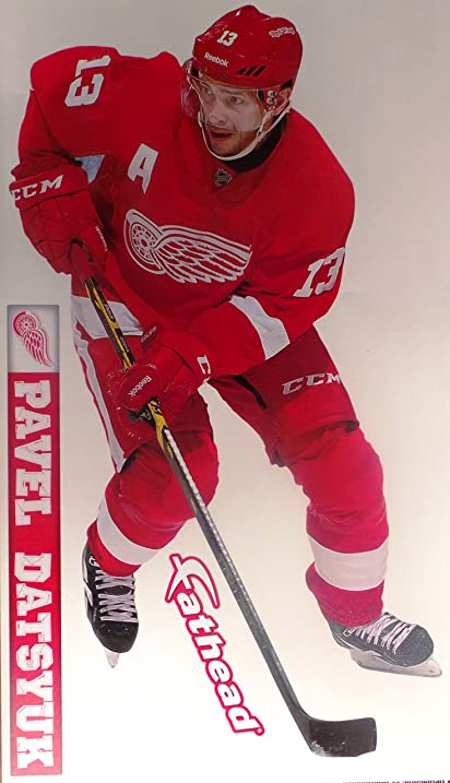 Amazon pavel datsyuk fathead detroit red wings official nhl pavel datsyuk fathead detroit red wings official nhl vinyl wall graphic 16quot voltagebd Image collections