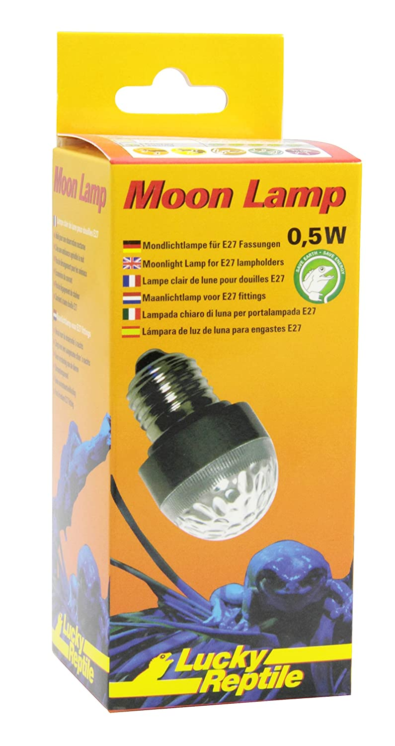 Lucky reptile ml 1 moon lamp mondlicht led lampe fr e27 fassung lucky reptile ml 1 moon lamp mondlicht led lampe fr e27 fassung amazon haustier parisarafo Choice Image