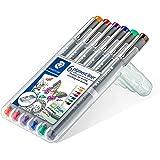 Staedtler SG/_B079TPBTDD/_US OMG Staedtler 308 Pigment Liner Fineliner 0.3mm