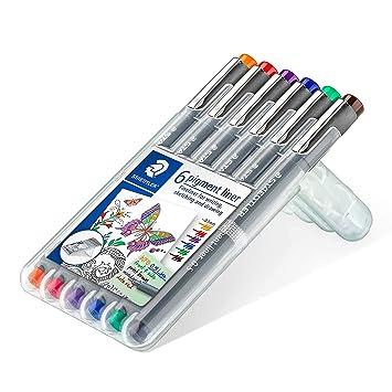 Staedtler 308 Pigment Liner - Rotulador de - 0,5 mm ...