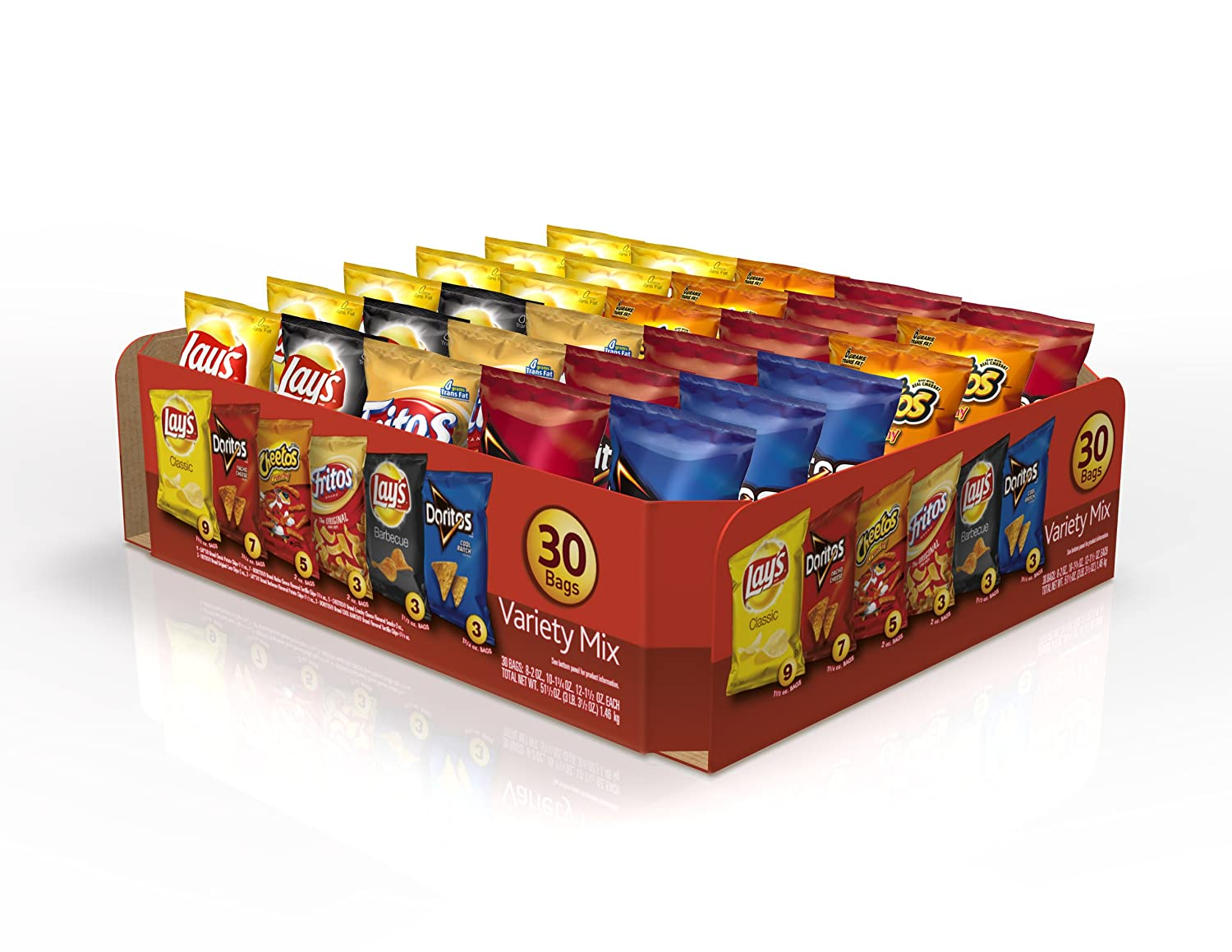 Frito-Lay Variety Pack, Classi...