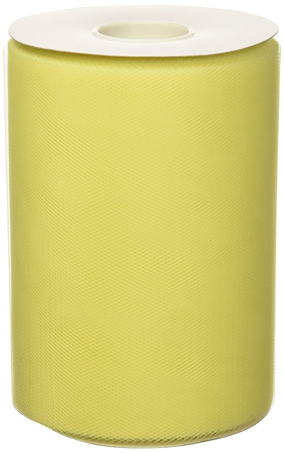 BBCrafts Baby Maize Polyester Tulle Roll 6 inch 100 Yards by BBCrafts B0071UWUVY