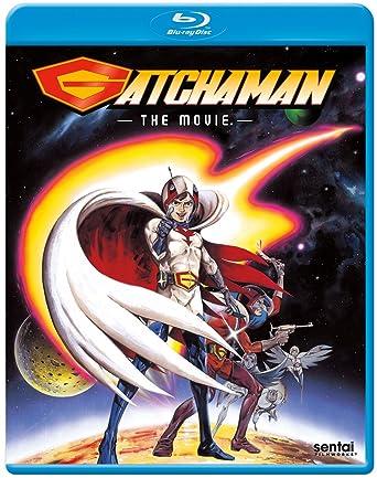 Amazon.com: Gatchaman: The Movie [Blu-ray]: Hisayuki Toriumi ...