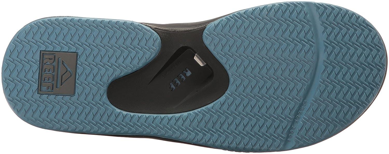 Reef Fanning, Herren Zehentrenner, Mehrfarbig Mehrfarbig Mehrfarbig (Grau/Light Blau) a64f9f