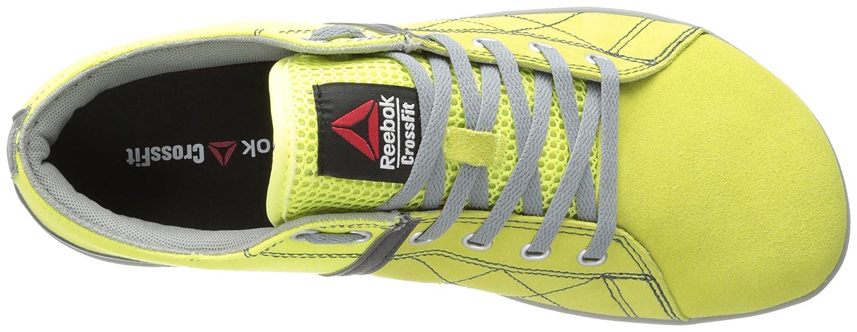 Reebok Crossfit Lite Lo Tr Trainingsschuh High High High Vis Grün/Graphite/Weiß/Flat Grau dcbe77