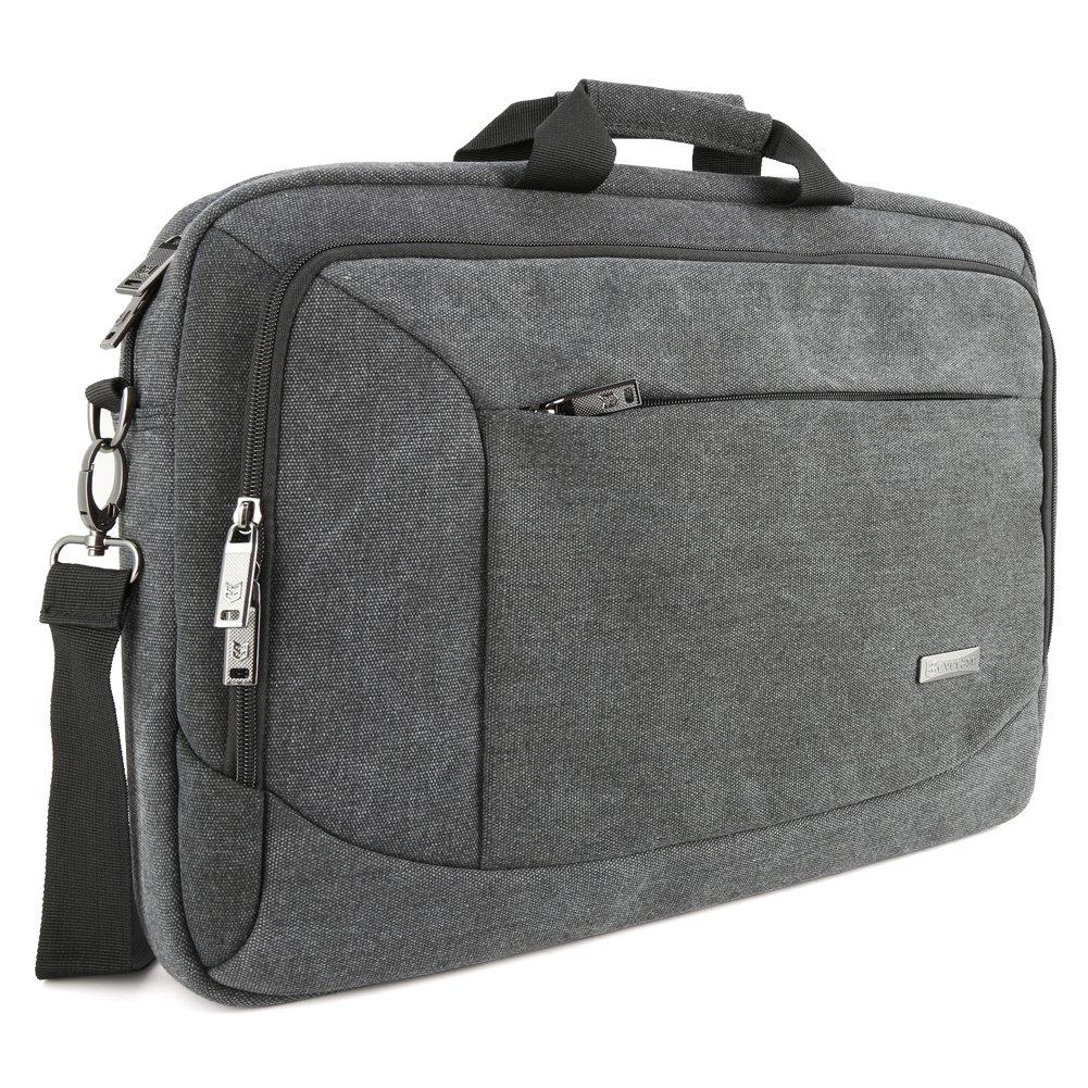 13.3 inch Laptop Messenger Bag, Evecase 13.3