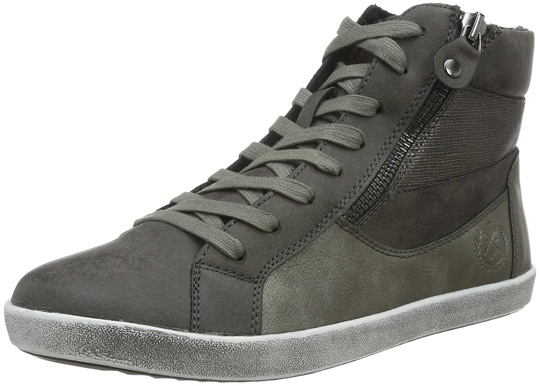 JANE 17553 KLAIN B00IRXC8XO Sneaker, Baskets Basses Femme Gris (210 Baskets Graphite) 4145ec4 - shopssong.space