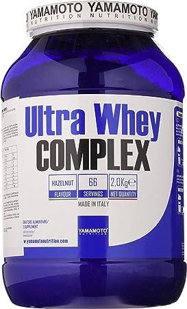 Yamamoto Nutrition Ultra Whey Complex Proteína de Suero de Avellana - 2000 gr
