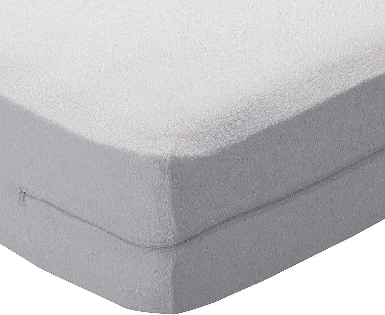 Pikolin Home - Funda de colchón rizo, bielástica, 135 x 190/200 cm ...