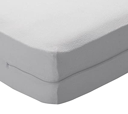 Pikolin Home - Funda de colchón Rizo, bielástica, 135 x 190/200 cm