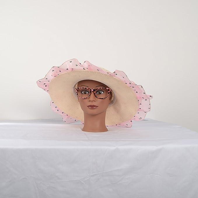 de0a90334d3e yiliusu lentes cachuchas gorros Cabeza de maniquí de mujer de piel ...