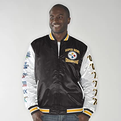 4535f10f Amazon.com : Pittsburgh Steelers NFL G-III