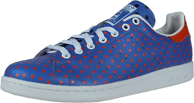 adidas blue and red shoes
