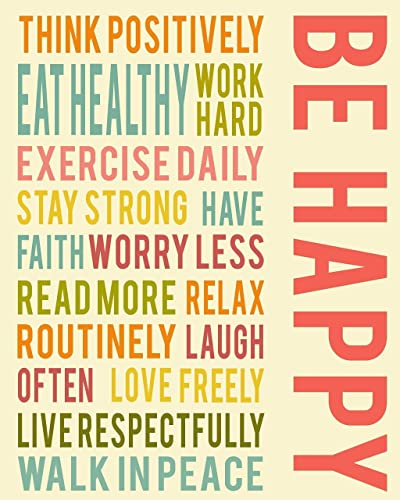Amazon.com: Inspirational Quotes Wall Art Posters Motivational Decor ...