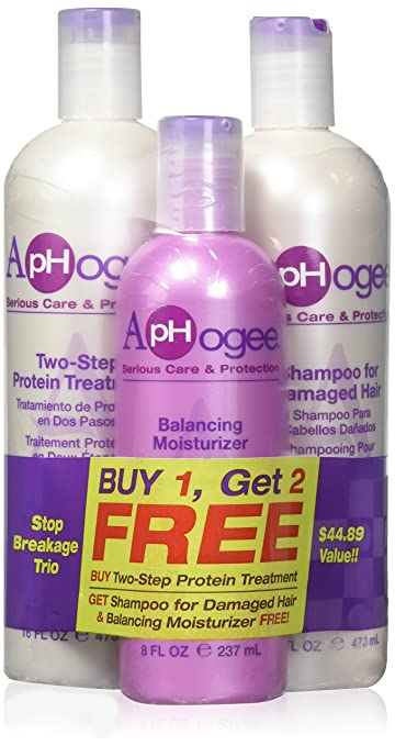 Aphogee Serious Care And Protection Balancing Moisturizer, 16 oz, 2 Pack murad time release retinol concentrate for deep wrinkles,0.5 ounce