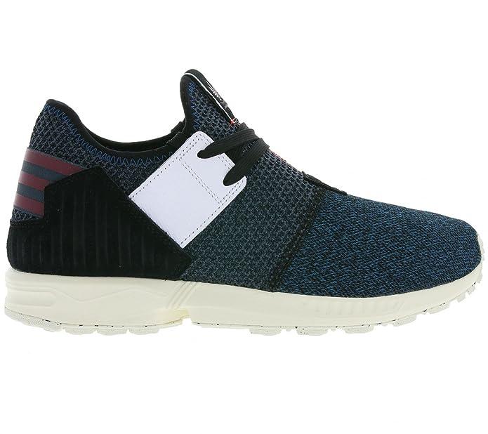 34c2650d5 adidas Originals ZX Flux Plus Sneaker Black AQ5398  Amazon.co.uk  Shoes    Bags