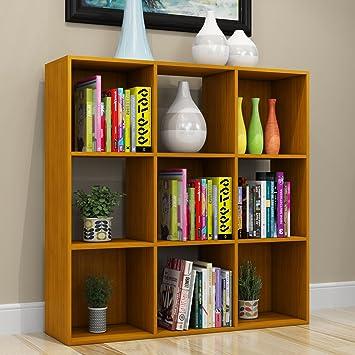 headboard bookcase bookcases cherry dark shelves