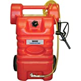 Roughneck Gas Caddy - 15-Gallon, Poly