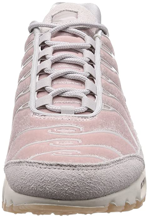 Nike Women's WMNS Air Max Plus LX, Particle RoseVAST Grey