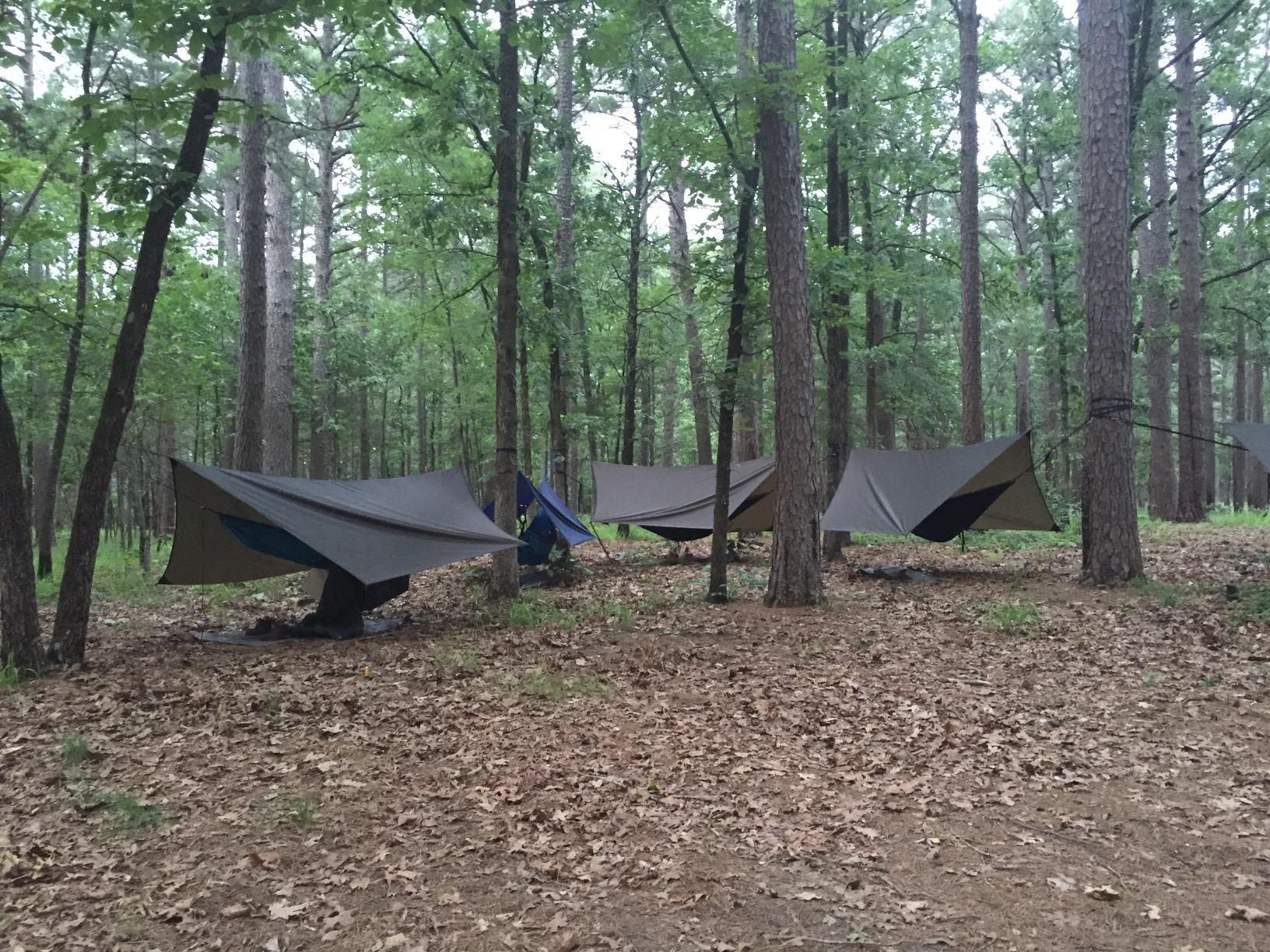 Hennessy Hammock Hex Rain Tarp-Easy to setup and provide great coverage