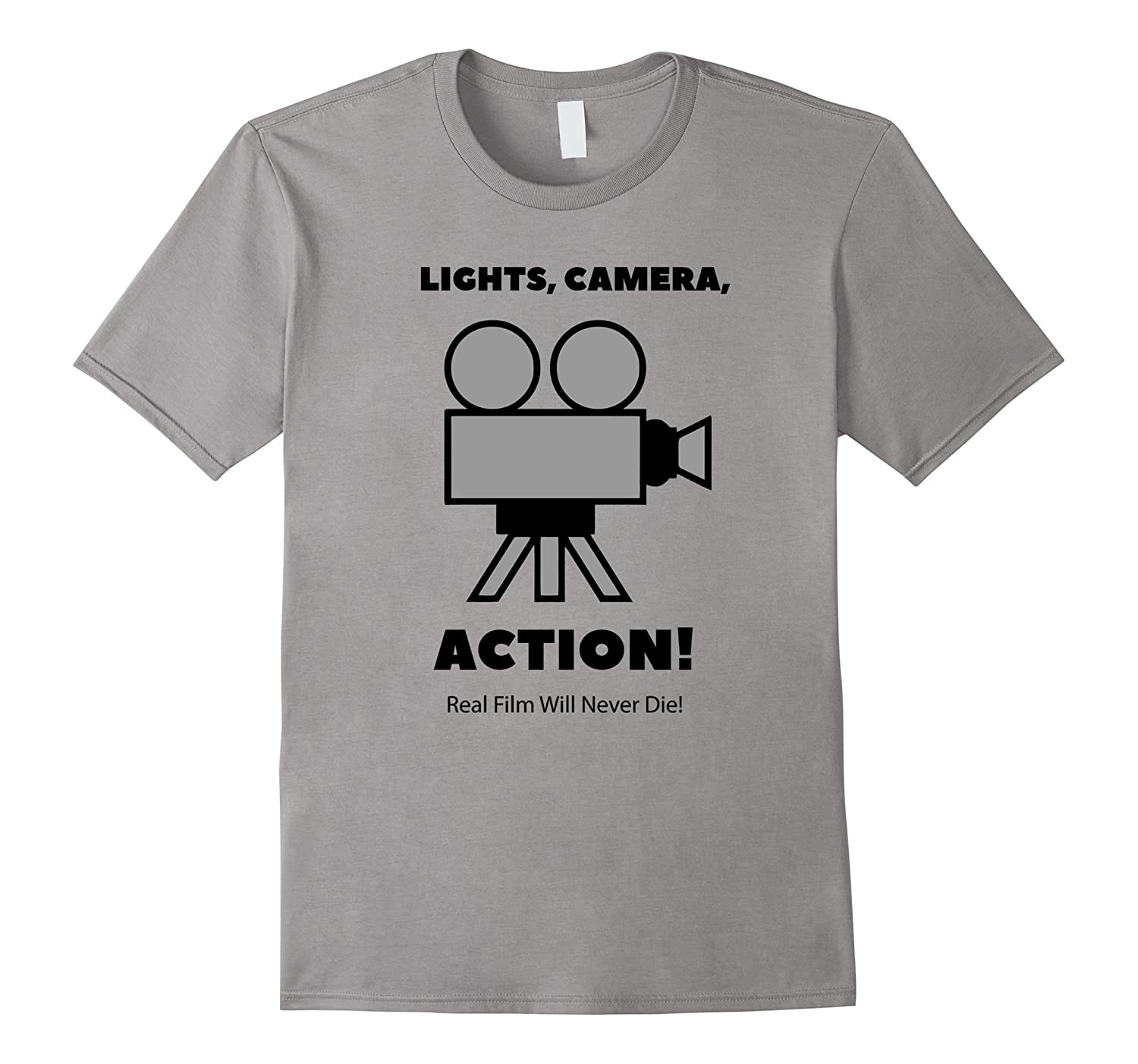 Lights Camera Action Shoot movies on Film-Vaci