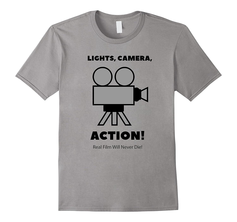 Lights Camera Action Shoot movies on Film-Vaci