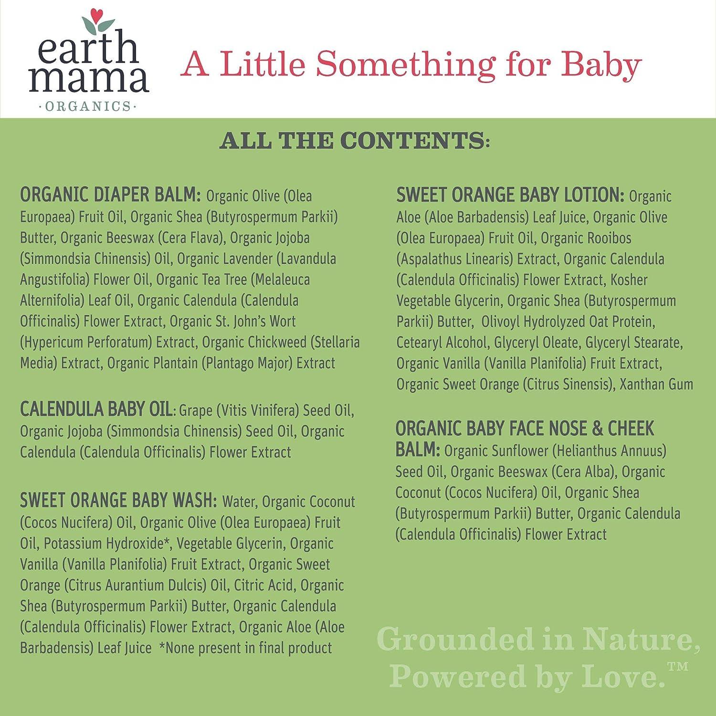 bolsa de regalos 1 Kit 1 Earth Mama Angel Baby 100107-2 Earth Mama Angel Baby algo para beb