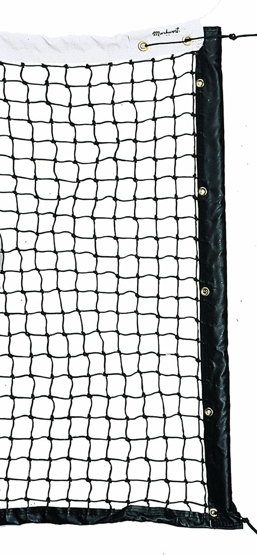 Markwort Varsity Tennis Net withプラスチックTop Binding B0013CRXQ8