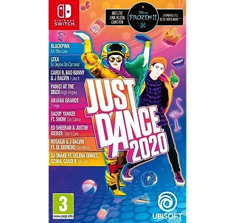 Just Dance 2020 for Nintendo Switch [USA]: Amazon.es: Ubisoft ...