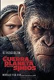 La Guerra Del Planeta De Los Simios (4K Ultra HD) [Blu-ray]