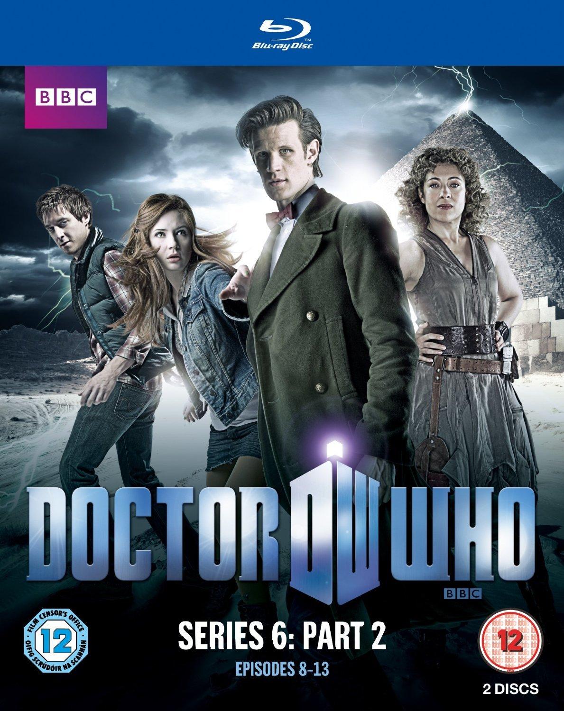Doctor Who: Series / Season 6 - Part 2 [Blu-ray]: Amazon.es: Cine y Series TV