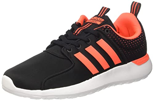 meet 8a45a c76e2 adidas neo Men s Cf Lite Racer Cblack Solred Ftwwht Sneakers - 11 UK