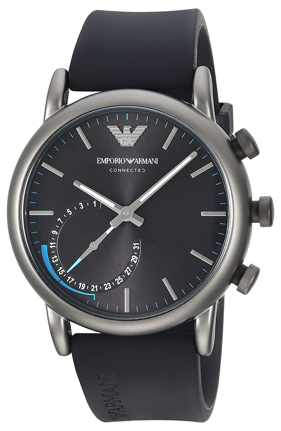 Emporio Armani - ART3009 ART3009, EA Connected: Amazon.es: Relojes
