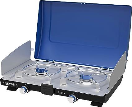 Campingaz Rechaud 2 Feux 200 S Cocina con Gas, Unisex