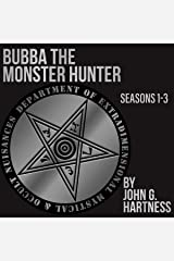 Bubba the Monster Hunter: Books 1-3 Audible Audiobook