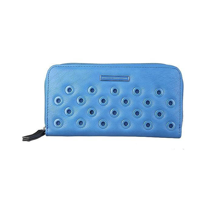 BENETTON cartera mujer 09A73695 azul - mujer - TU