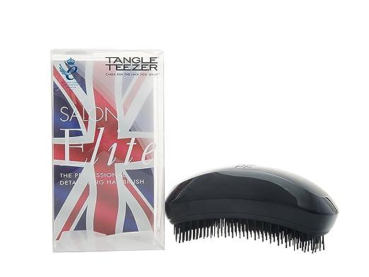 Tangle Teezer Salon Elite Hair Brush, Midnight Black