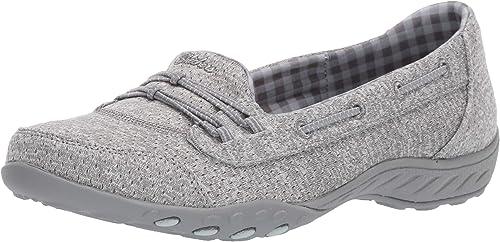 falda Proverbio depositar  Amazon.com | Skechers Breathe Influence Women's Easy-Good Sneaker Shoes |  Walking
