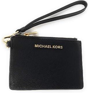 e06d5380e2b4 Michael Kors Jet Set Travel Top Zip Coin Pouch ID Card Case Wallet Wristlet