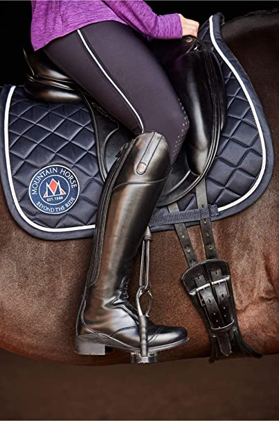 Botte cuir SOVEREIGN HR RR Moutain Horse