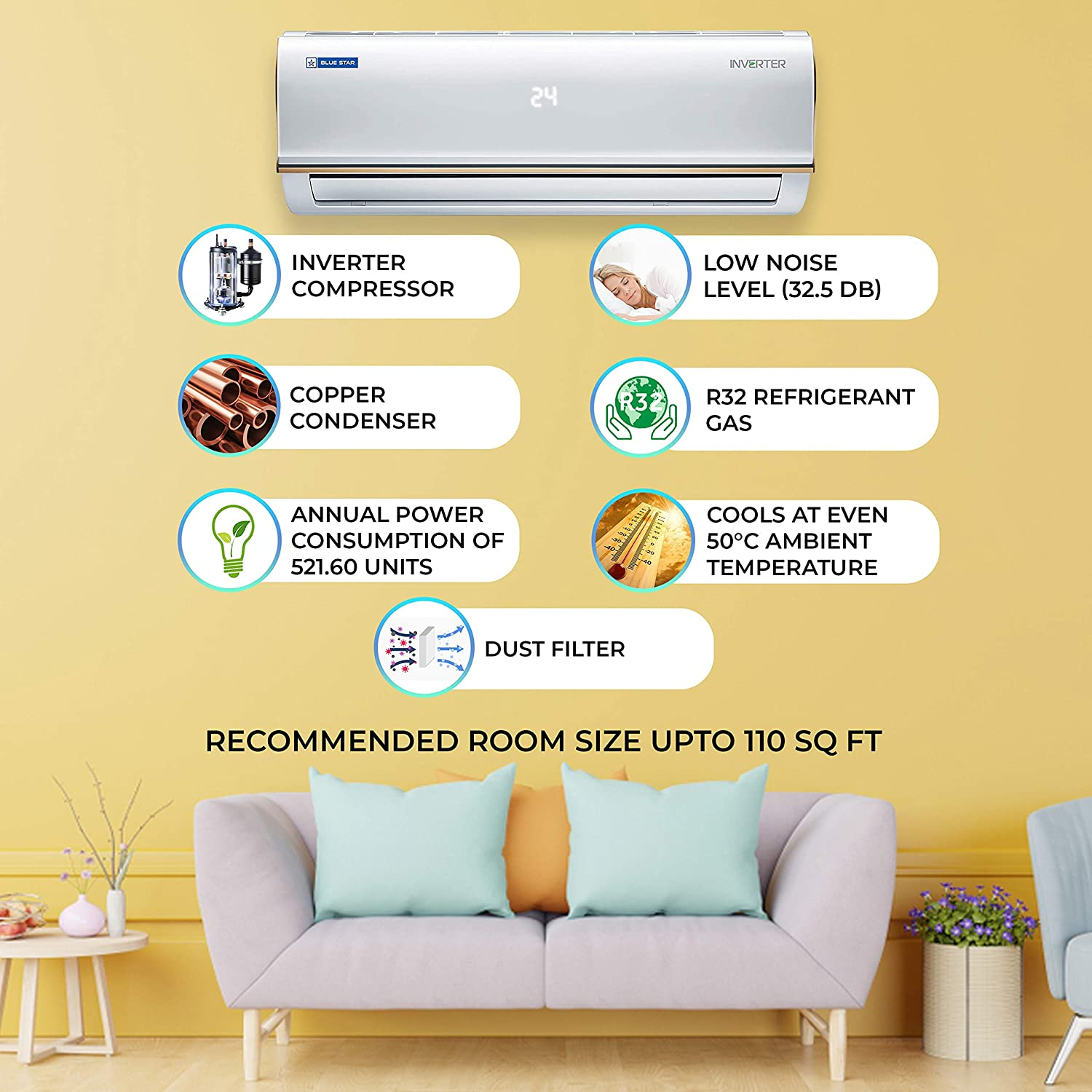 Best Air Conditioner under Rs 25000 in India