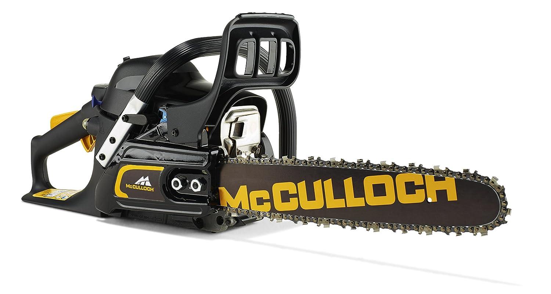 McCulloch motosega a benzina CS35S, 1 pezzi, nero arancione, 00096 – 76.247.14