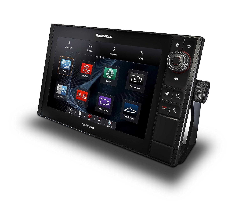 Raymarine E70284-Us Es Series Es127 Híbrido Touch Multifunción Buscador De Los Pescados De Visualización (30.7 Cm (12.1 Zol