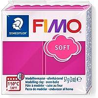 Staedtler Fimo 8020 - Pasta de modelar, color frambuesa