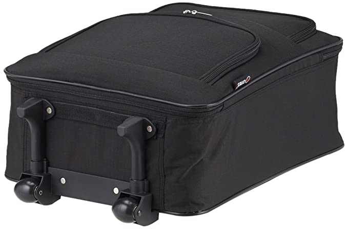 Amazon.com | 22in Foldable Suitcase Airline Approved Southwest Spirit Volaris Frontier Sun Country | CarryOn Luggage Rolling Travel Carry Bag Large Storage ...