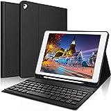 iPad Keyboard Case 9.7 inch, Compatible with iPad 6th Generation,iPad 5th Generation, iPad Pro 9.7 inch, iPad Air 2,iPad…