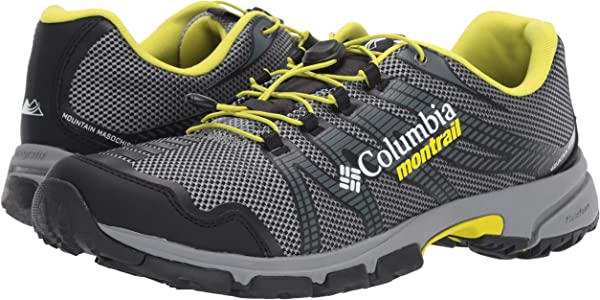 Columbia Mountain Masochist IV, Zapatillas de Trail Running para Hombre, Gris (Monument, Zour), 41.5 EU: Amazon.es: Zapatos y complementos
