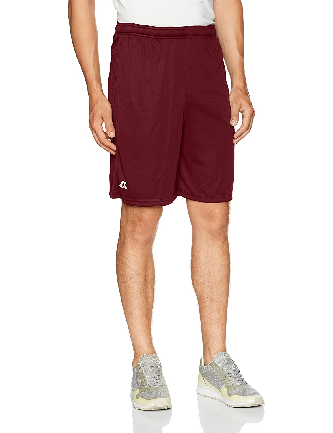 0c8bc1c8b4 Amazon.com: Russell Athletic Dri-Power Performance Short with Pockets:  Clothing