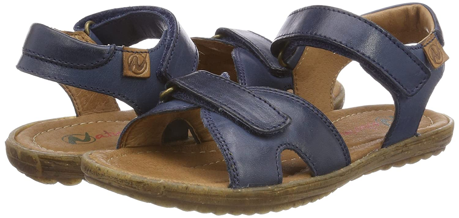 Naturino Boys Sun Ankle Strap Sandals Blue