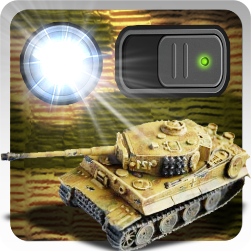 Tank Flashlight (German Pack) -